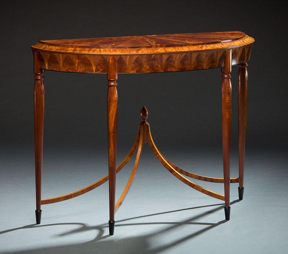 Croll table