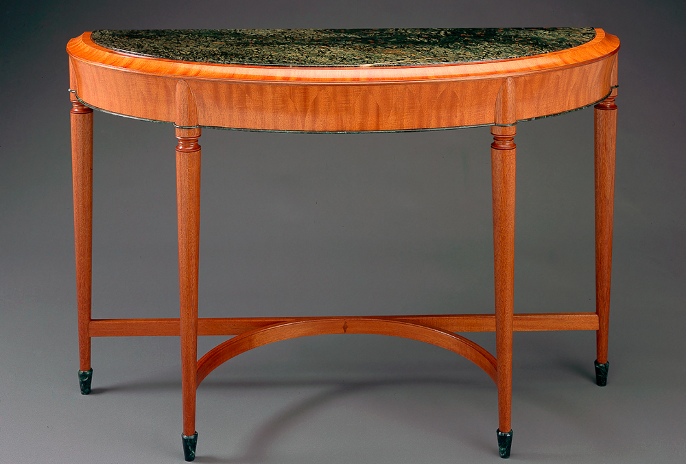Currier table
