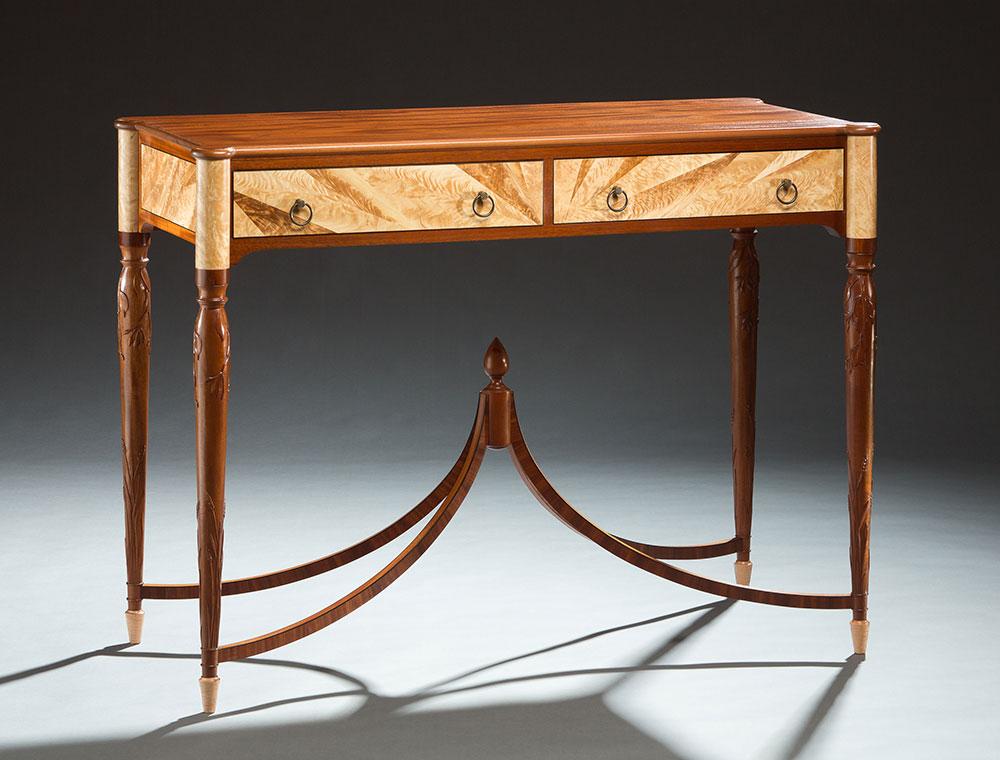 Hopkinton serving table