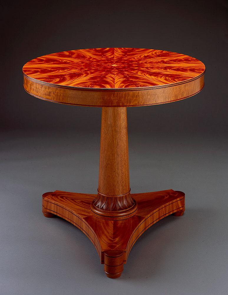 Berard center table