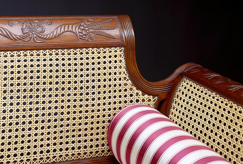 Lendl sofa detail