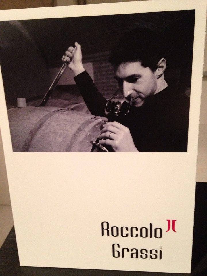 Marco Sartori, owner at Roccolo Grassi