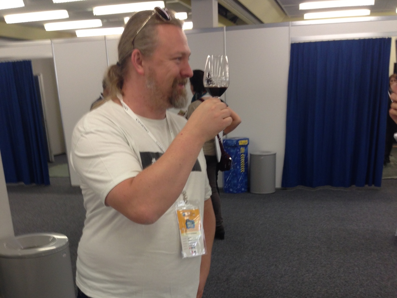 Magnus Reuterdahl, #winelover ambassador