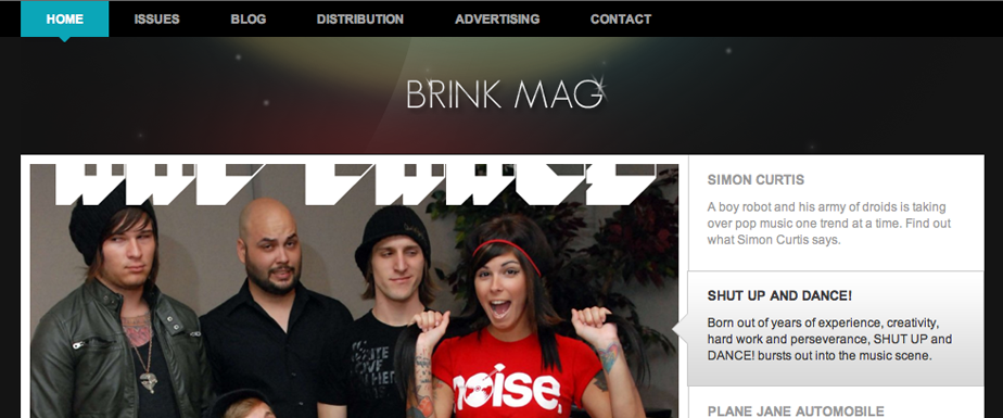 Brink Magazine