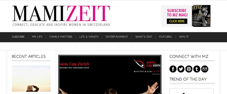 Mamizeit Magazine