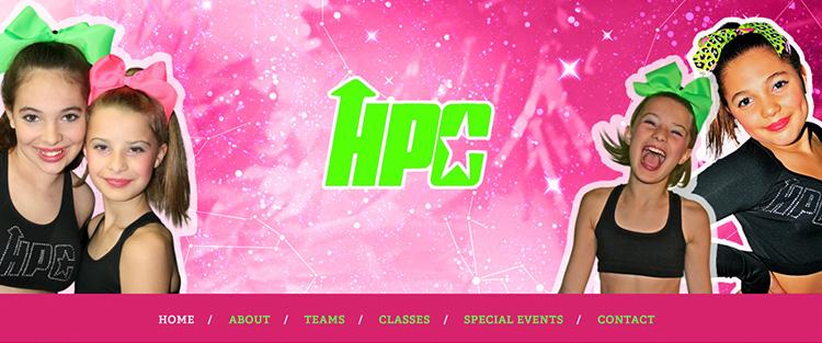 HPC Cheerleaders