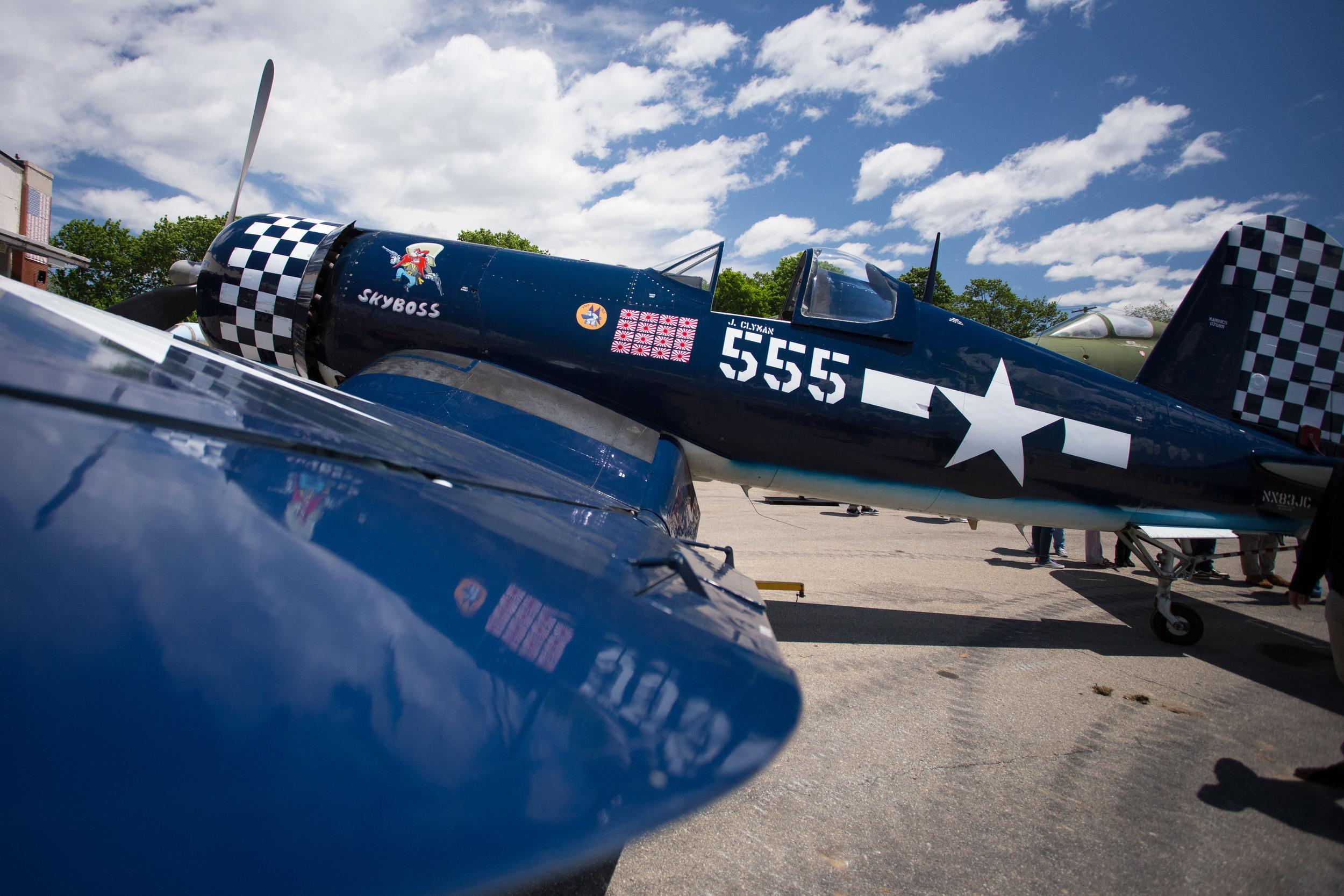 Vought FG-1D Corsair