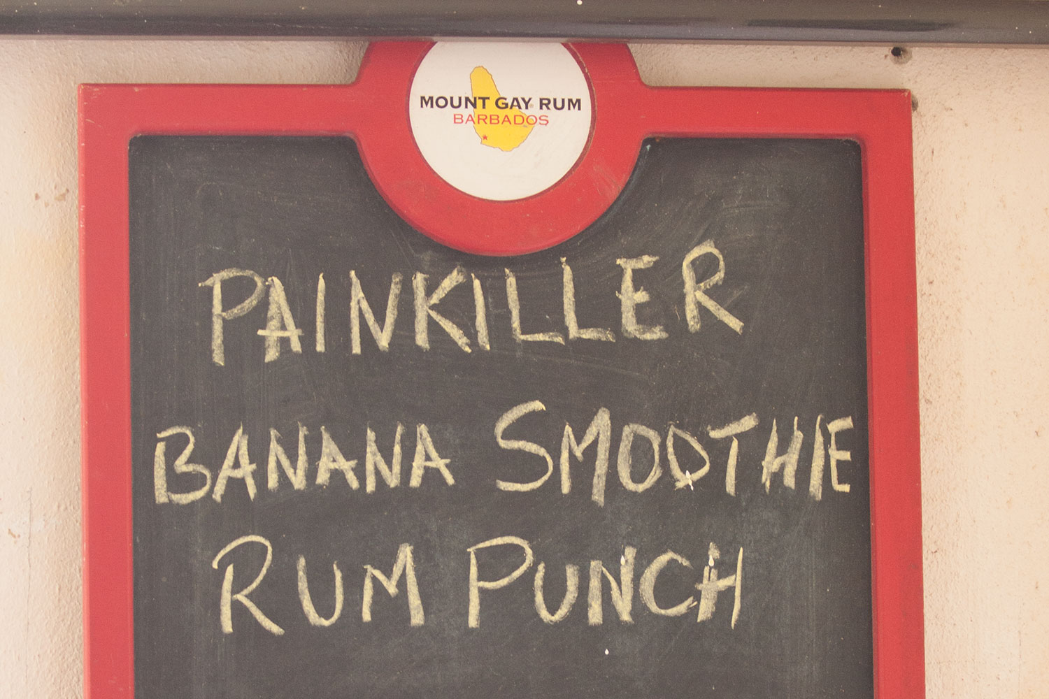 """At the trails end, there's a little gift shop with """"Painkiller"""" rum drinks."""