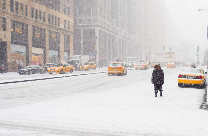 Snow - NYC