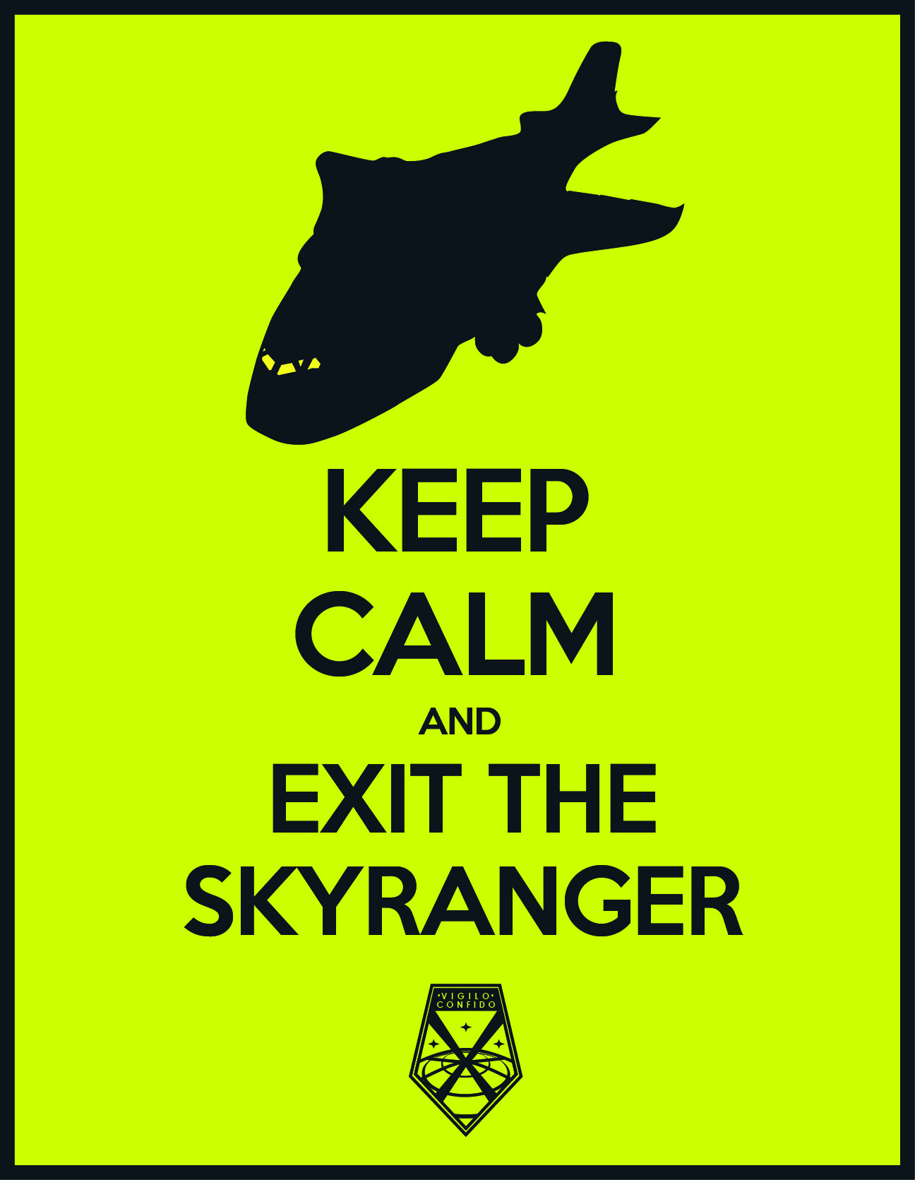 Recruit, you may exit the Skyranger now. Don't die.