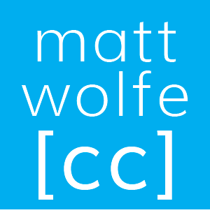 matt wolfe cc
