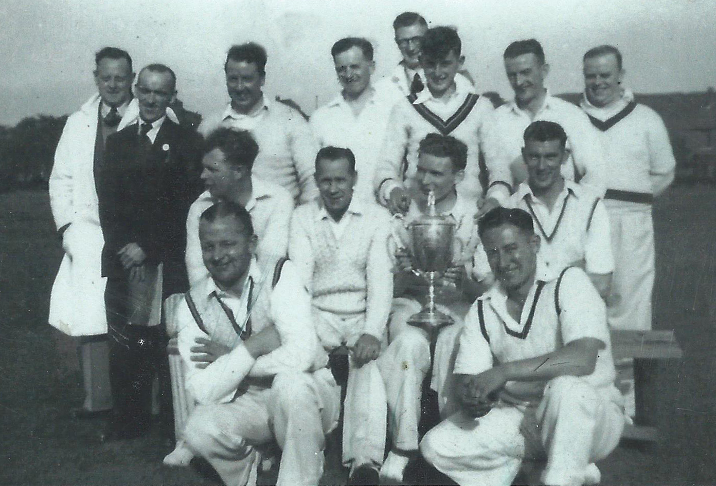 1930 (approx) - Hill End CC