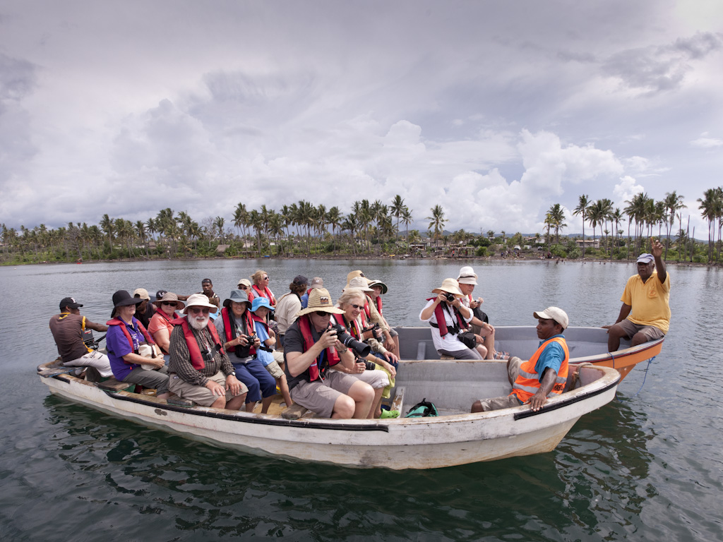 Day #12 New Guinea Adventure