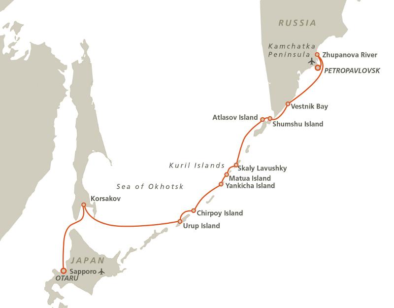 My Itinerary