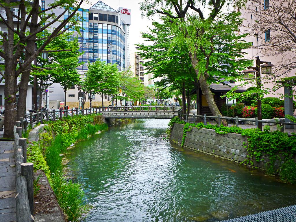 Sosei River