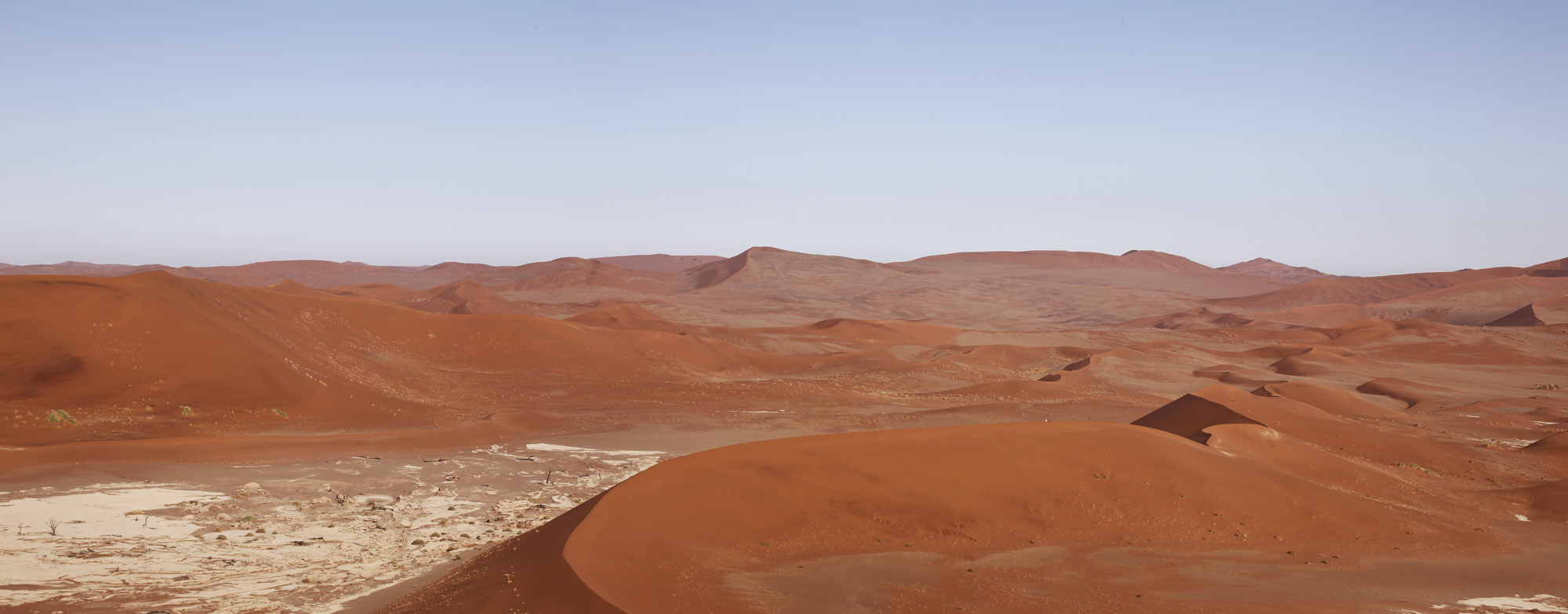 Dead Vlei from Big Daddy