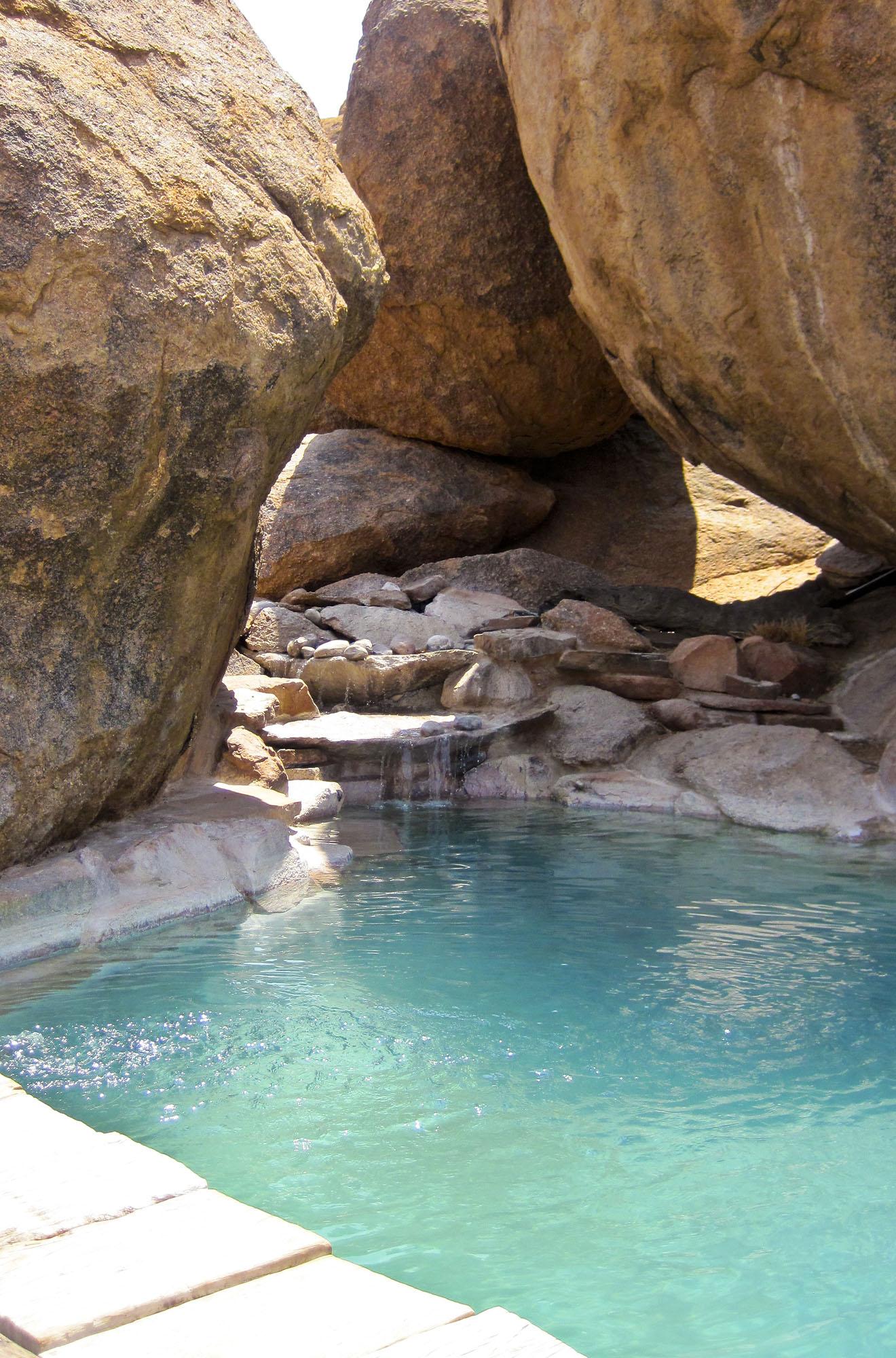 The Rock Pool