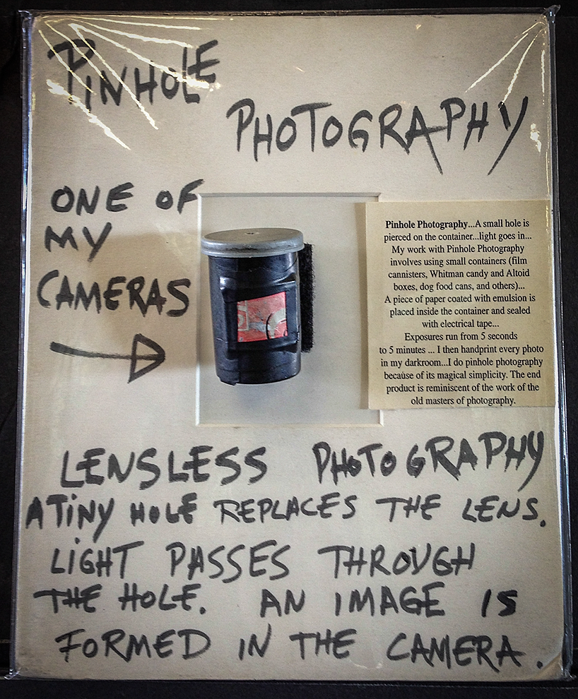 About Michel's photographic proceess