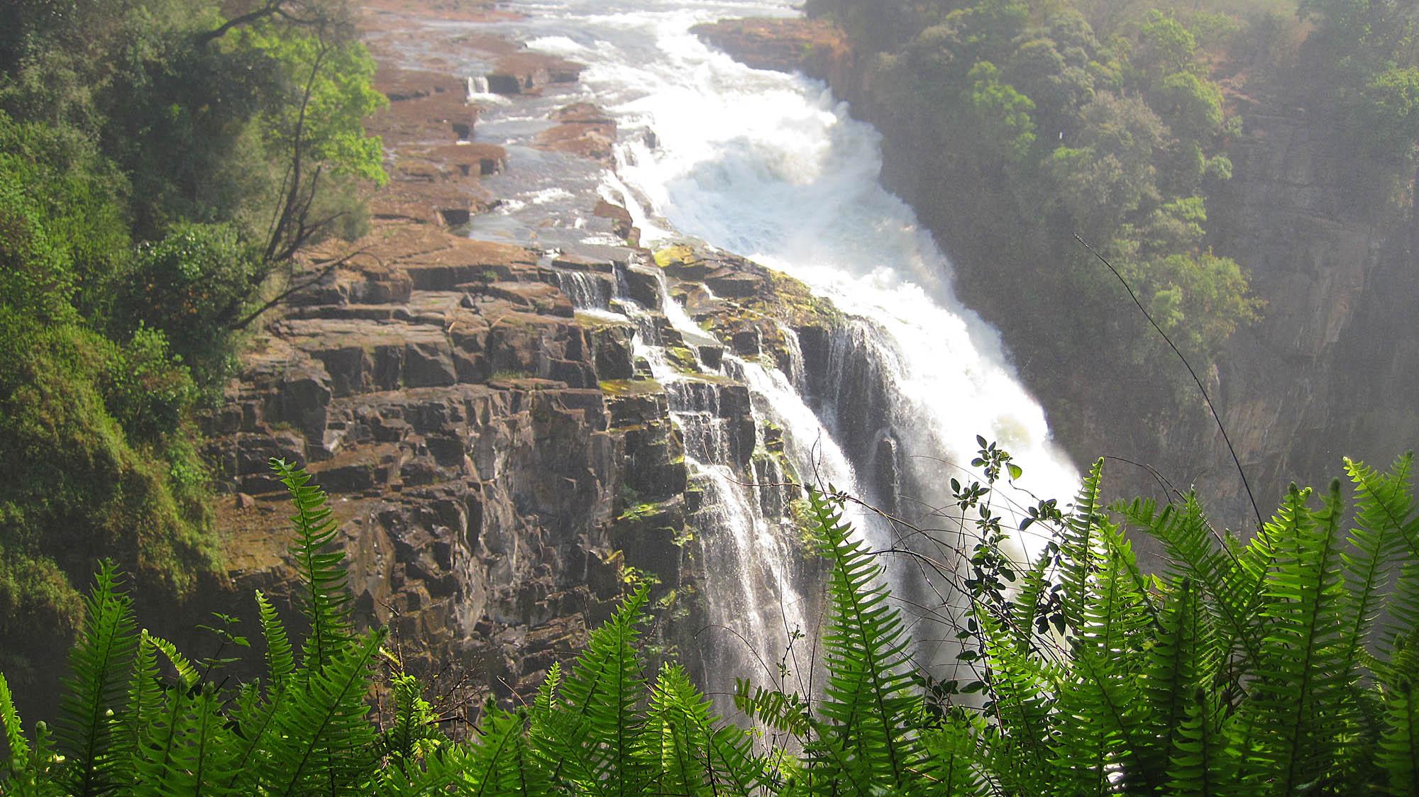 The Cataract Falls