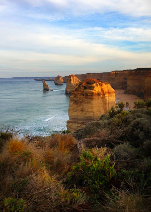 Great Ocean Road - 12 Apostles - View from the lookout
