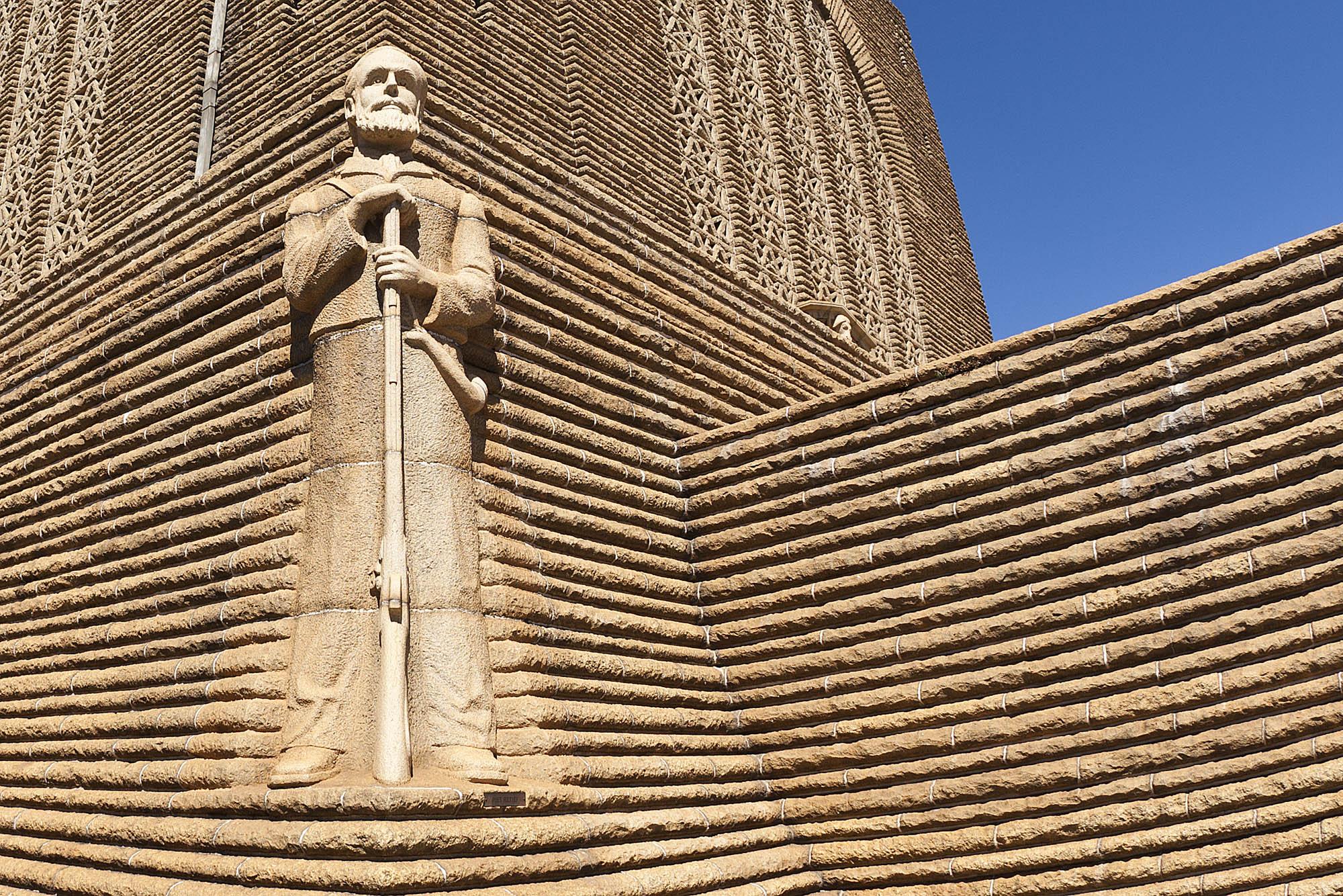 Piet Retief statue