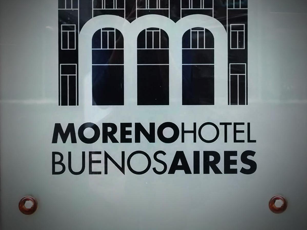 Buenos Aires - Moreno Hotel