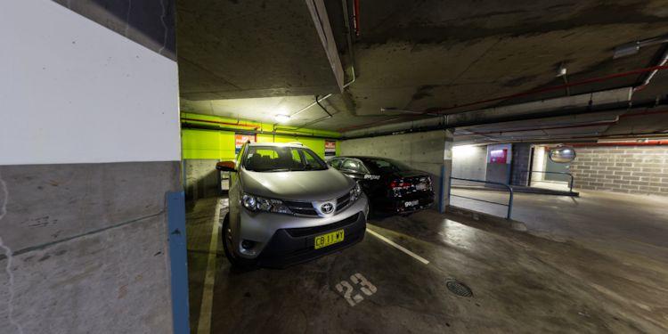 GoCar:  reserved parking