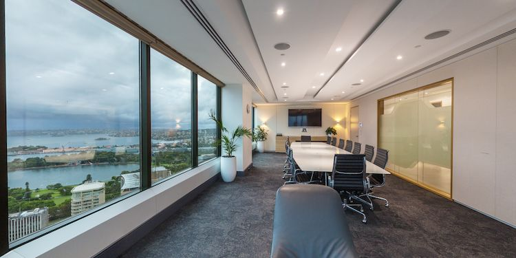 Meeting Room: Casual Area