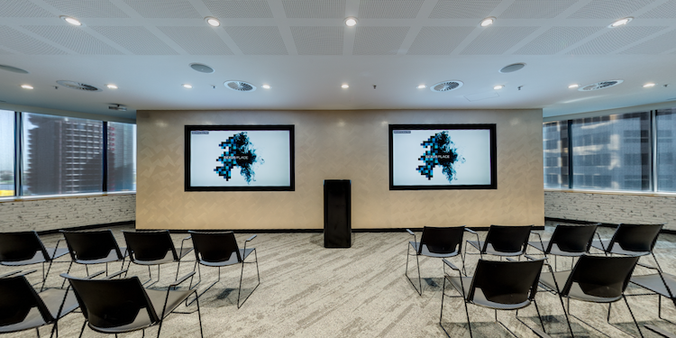1 Margaret Place : Meeting Room