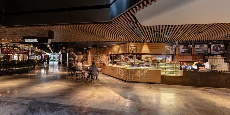 Gateway Building : Food Court