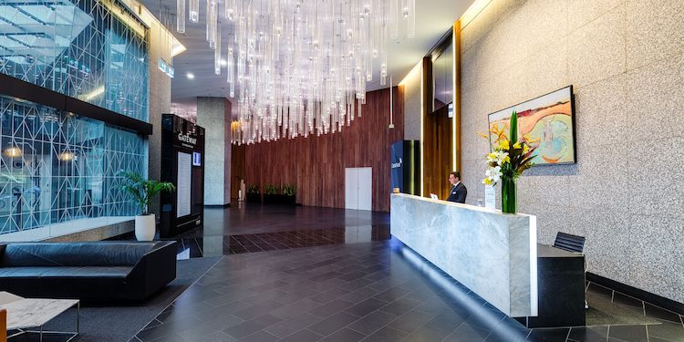 Gateway Building  - Lobby