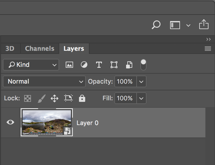 #4 - Smart Object icon on thumbnail