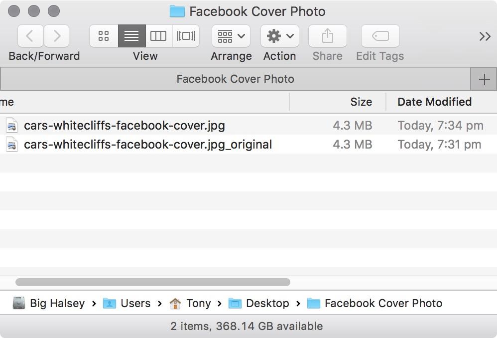 360˚ Panorama Facebook Cover Photos — tony redhead