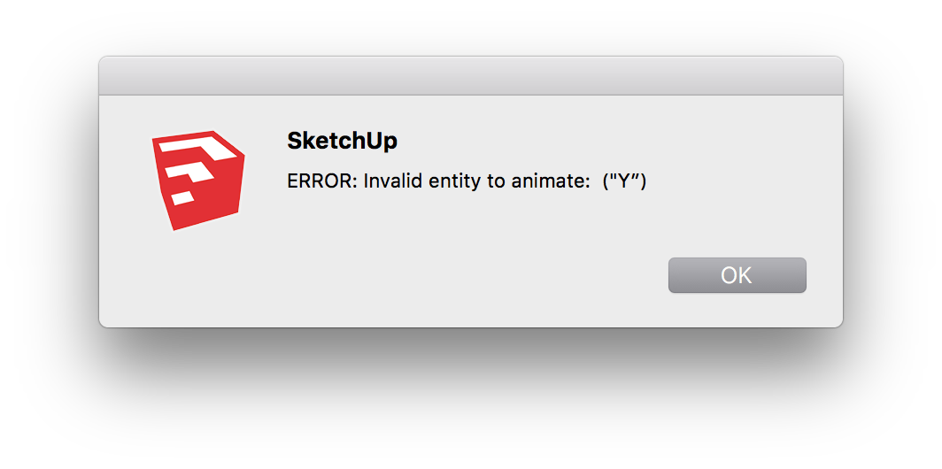 """Error message after adding quotes to the """"Y"""" value"""