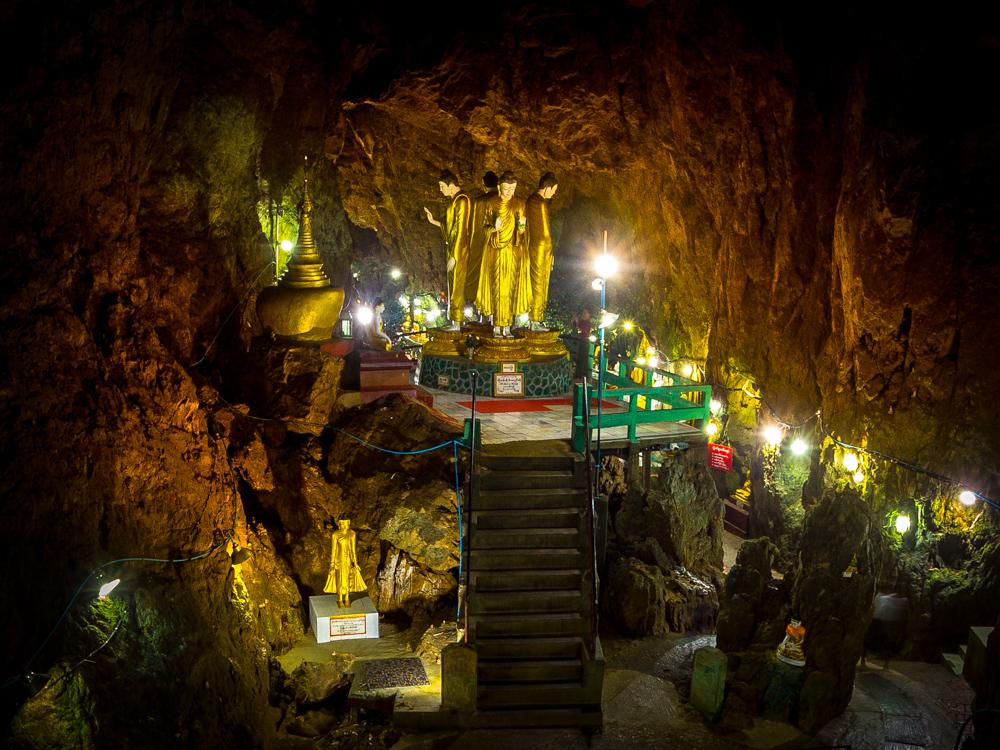 Caves of Myanmar