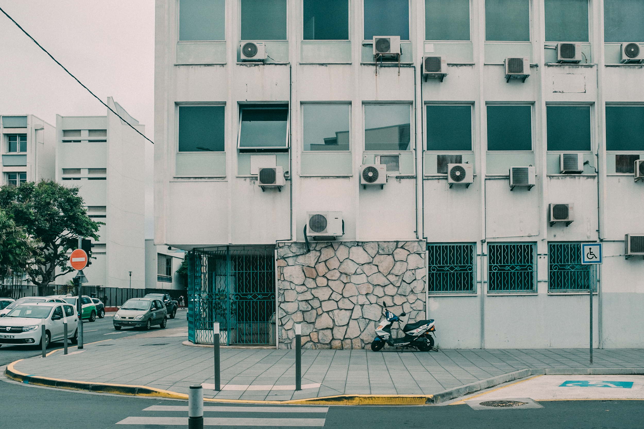 Air conditioners    Noumea - (2018)