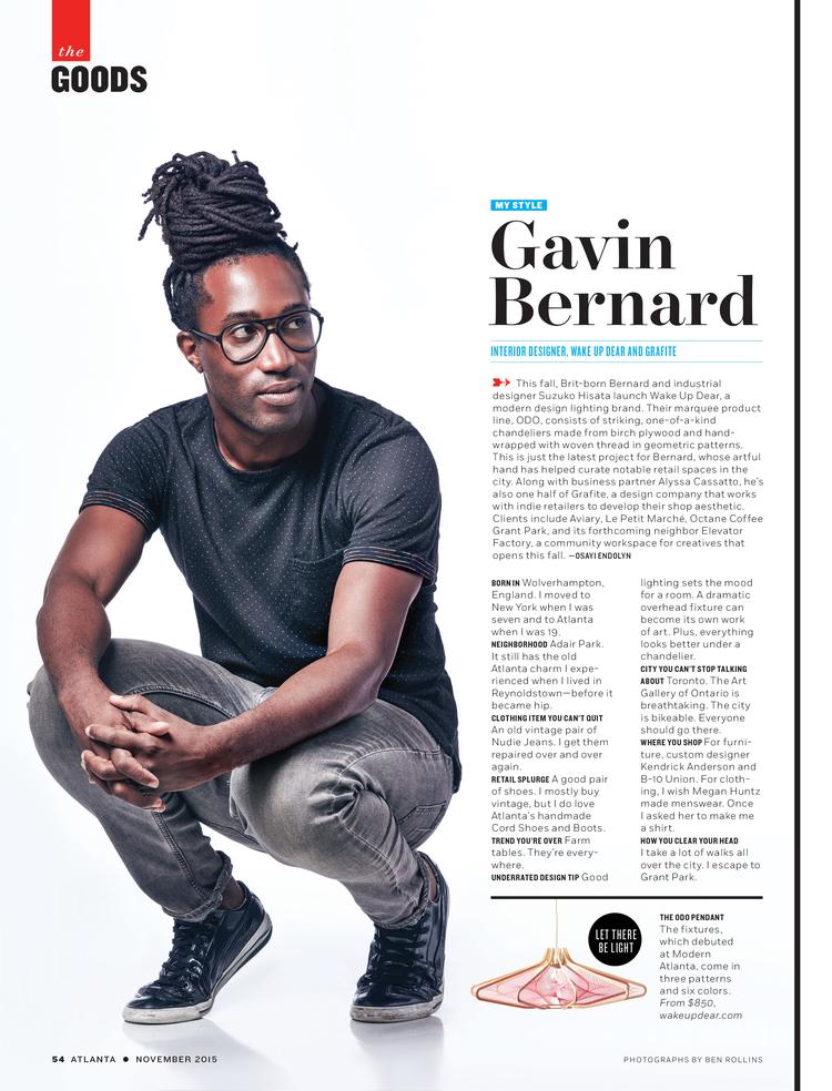 Client: Atlanta Magazine