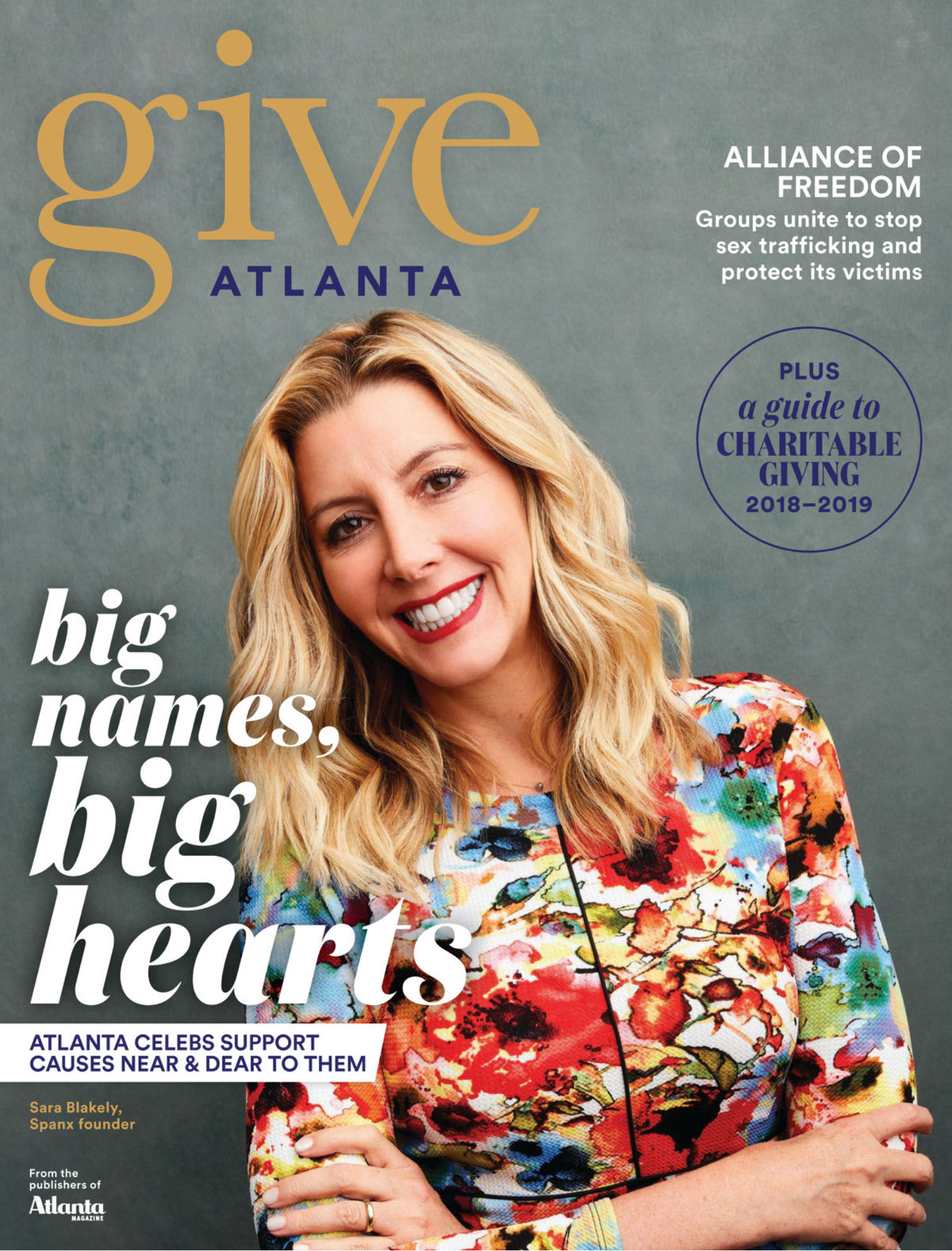 Give Atlanta Magazine
