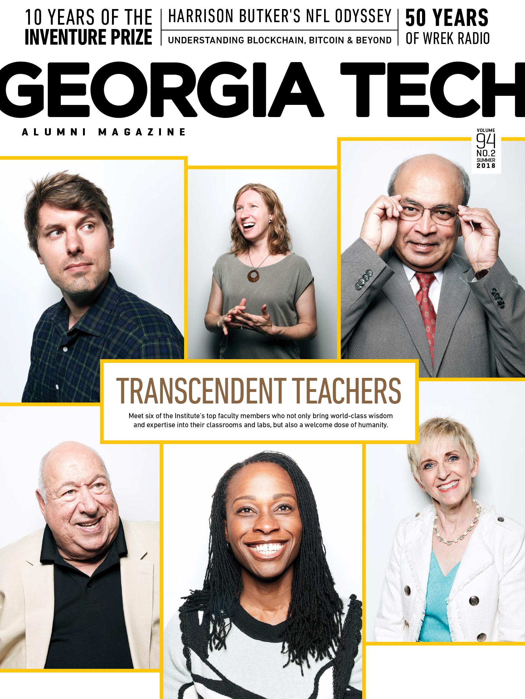 Georgia Tech Magazine