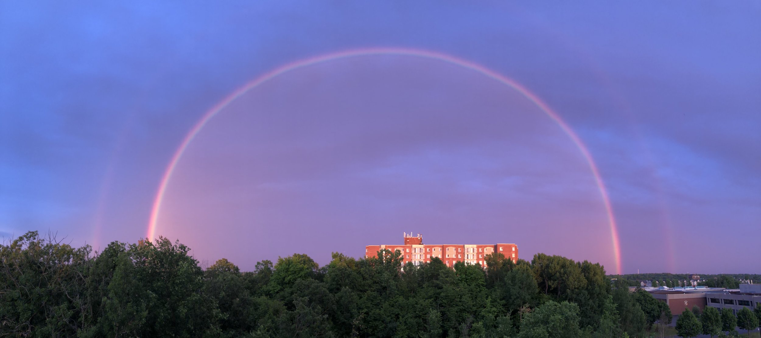 Full Rainbow.