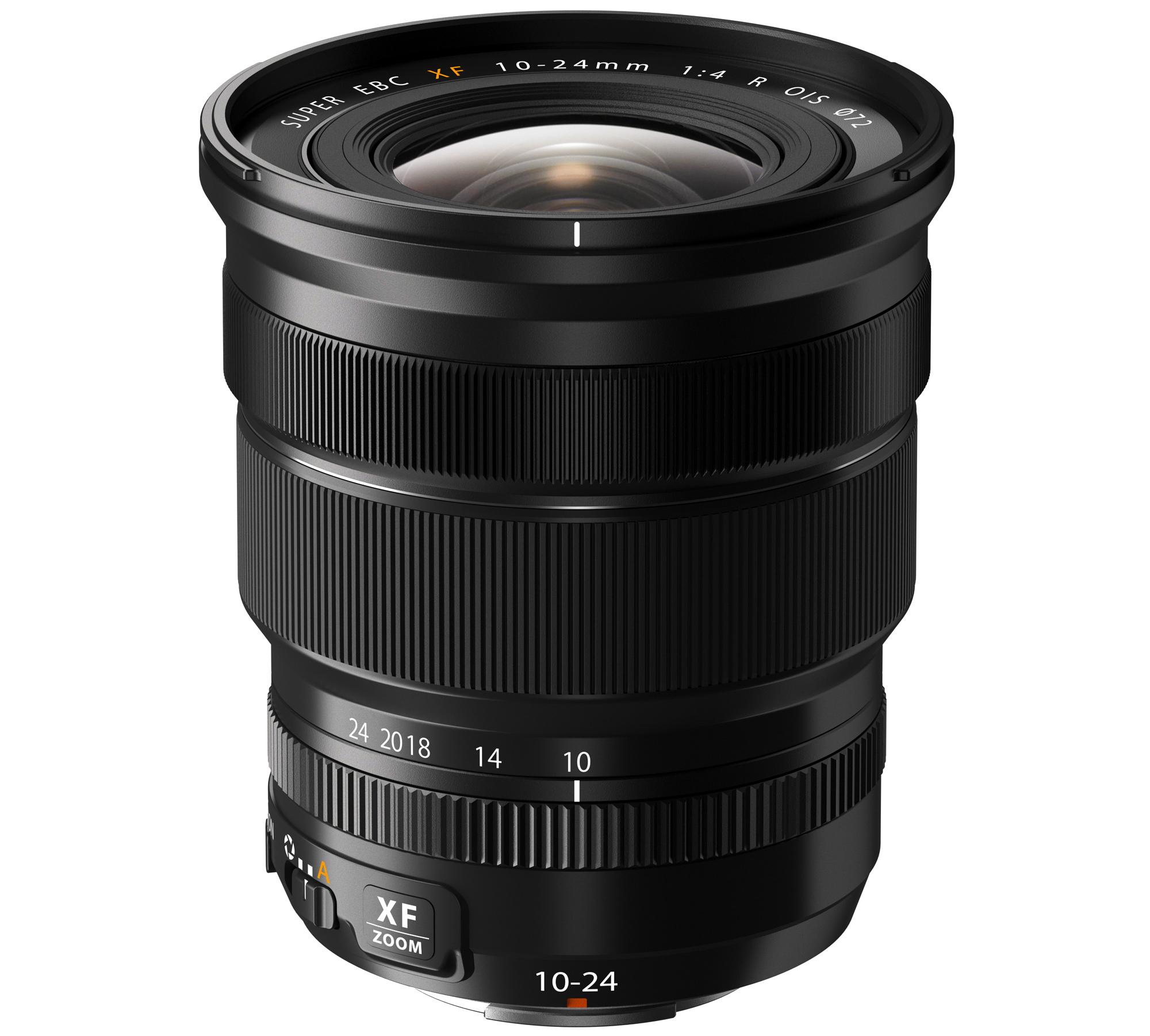 Fujinon XF 10-24mm f/4 R IOS