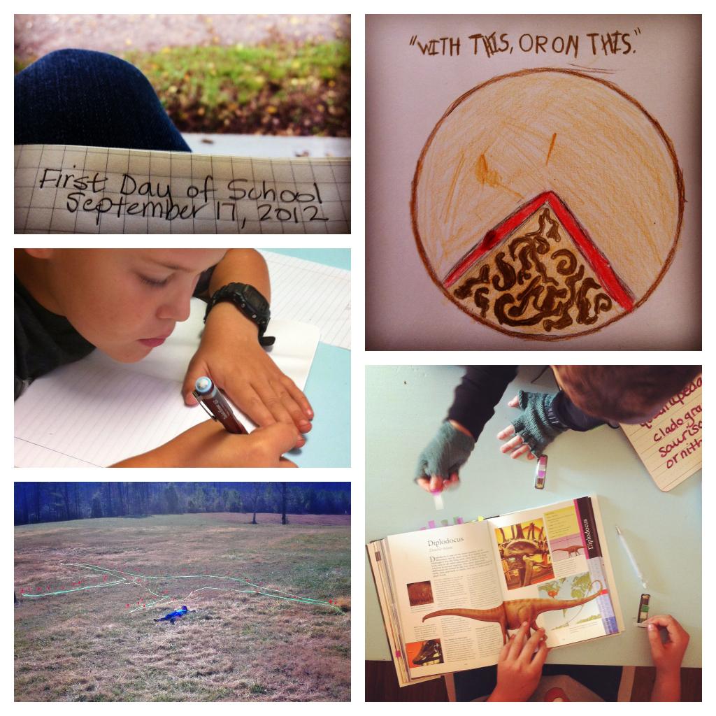 Homeschool Fall 2012
