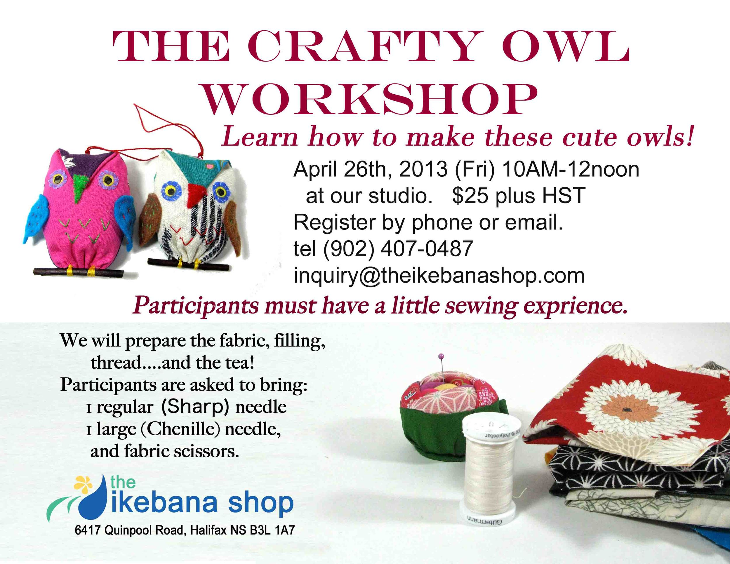 20130426 Owl Workshop.jpg