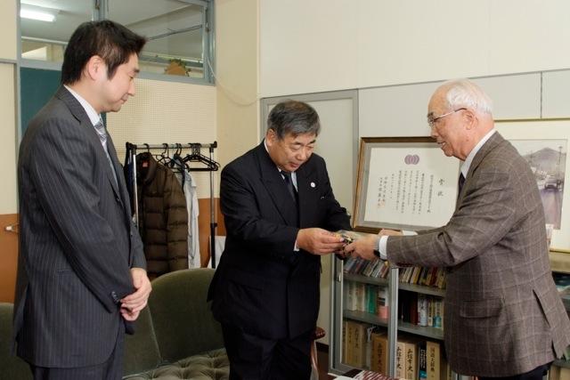 (Photo courtesy of Mr. Masao Oikawa.)