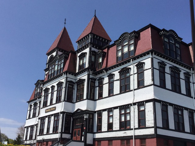 The Lunenburg Academy.