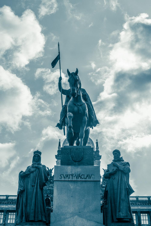 Prague: Wenceslas Square
