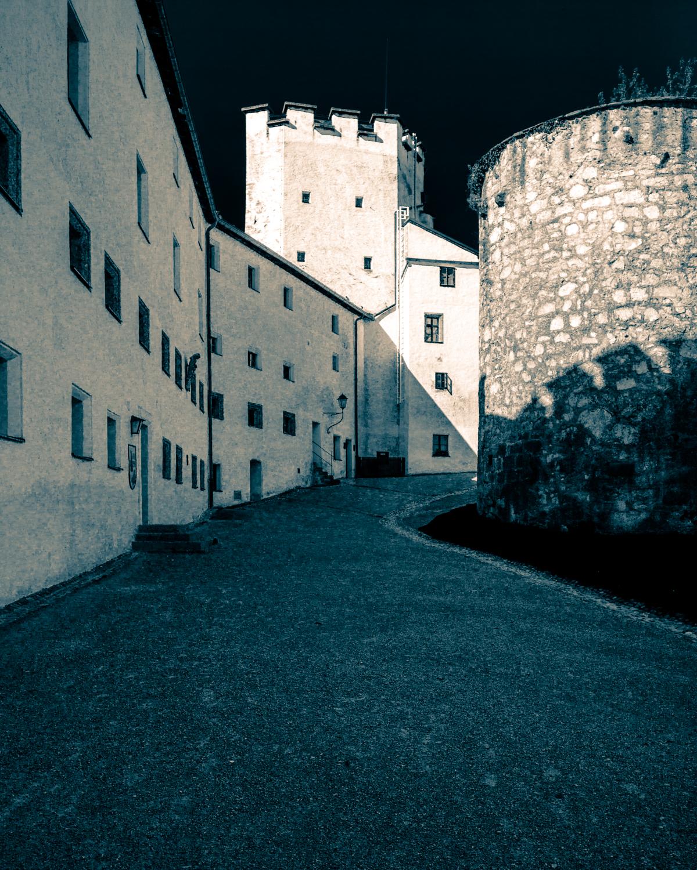 Salzburg: Hohensalzburg
