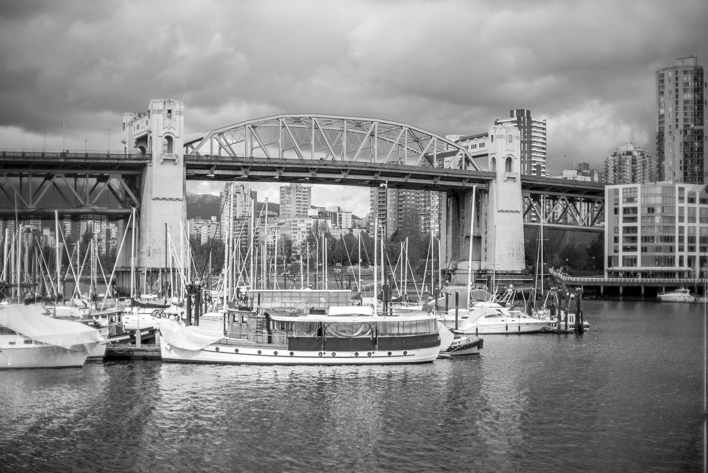 Burrard St. Bridge