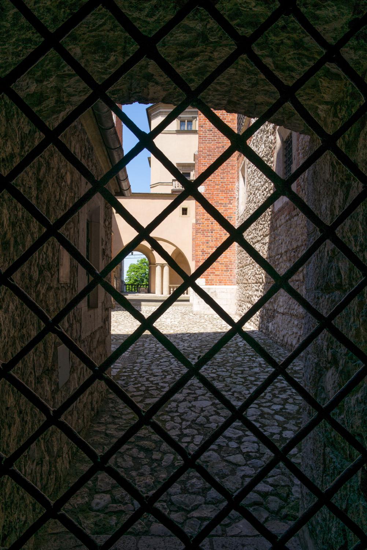 Wawel Castle Passageway