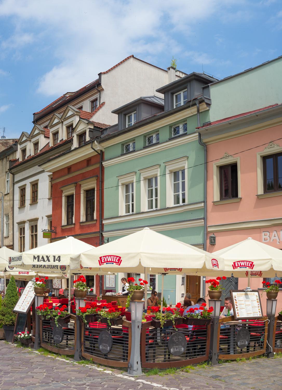 Restaurants in the Jewish Quarter